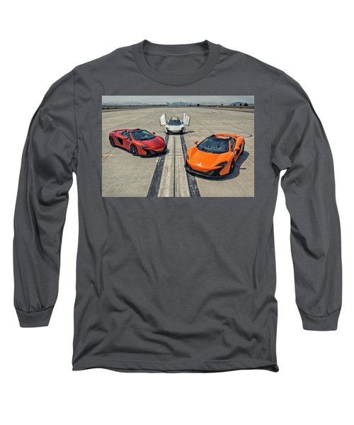 #mclaren #650s #party Long Sleeve T-Shirt