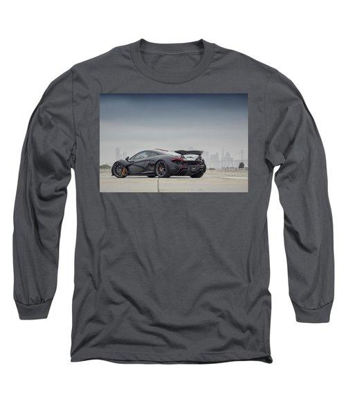 #mclaren Mso #p1 Long Sleeve T-Shirt