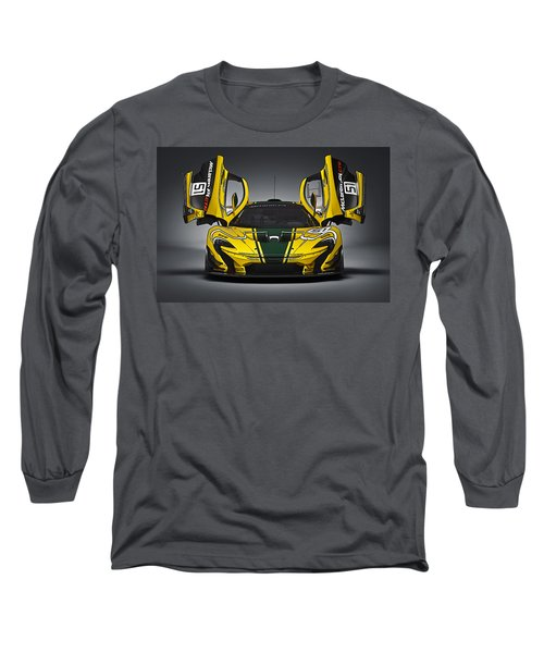 Mclaren P1 Gtr Long Sleeve T-Shirt