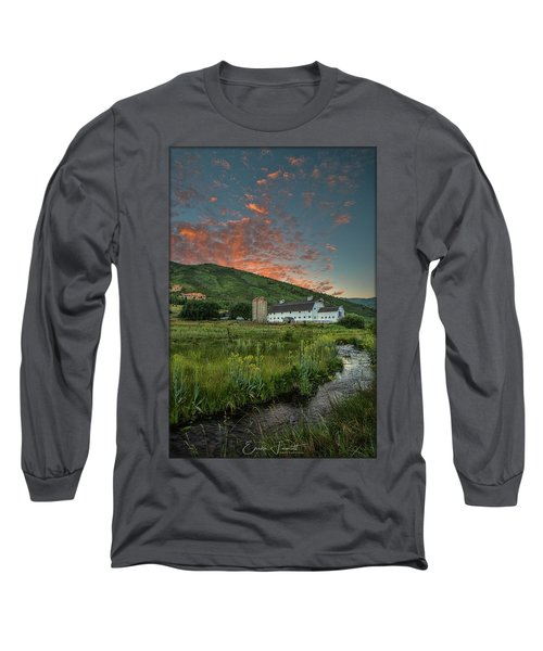 Mcpolin Sunrise Long Sleeve T-Shirt