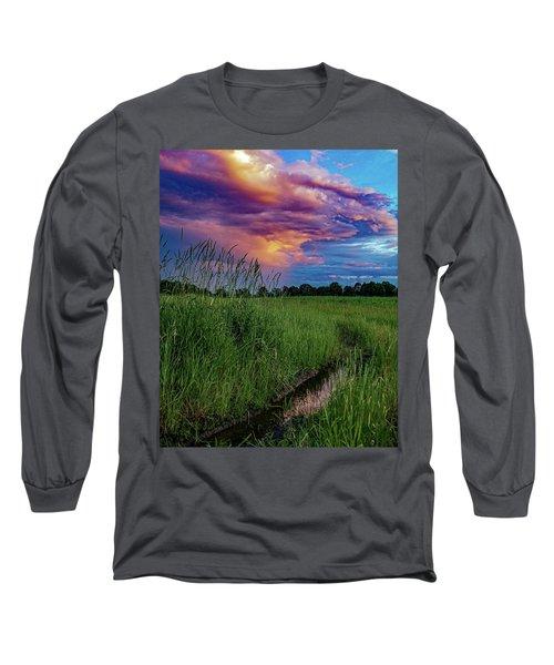Meadow Lark Long Sleeve T-Shirt