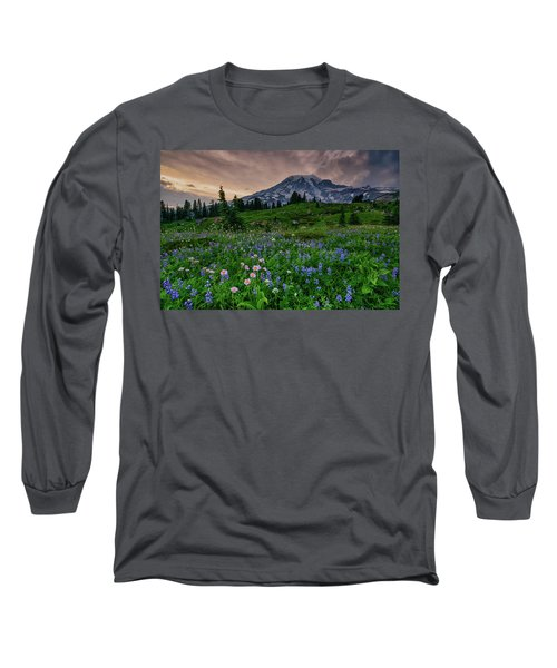 Meadows Of Heaven Long Sleeve T-Shirt