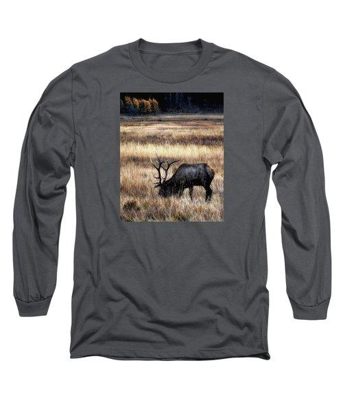 Meadows Of Horseshoe Park  Long Sleeve T-Shirt