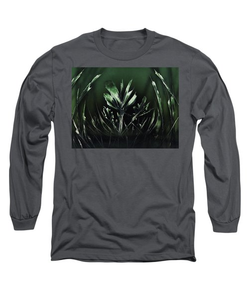 Mean Green Long Sleeve T-Shirt