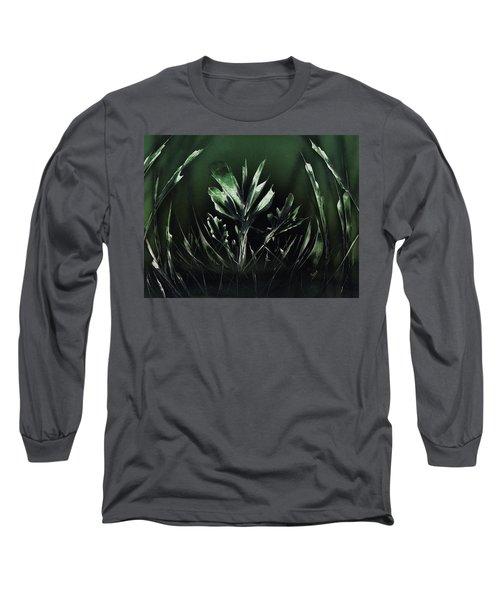 Mean Green Long Sleeve T-Shirt