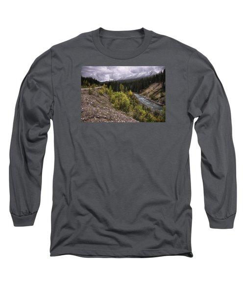 Medicine Delta Long Sleeve T-Shirt by John Gilbert