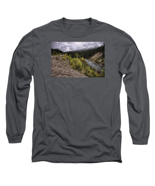 Medicine Delta Long Sleeve T-Shirt