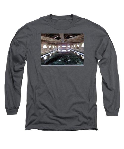 Medieval Bath House Long Sleeve T-Shirt