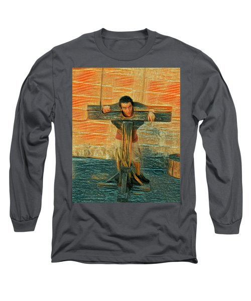 Medieval Dungeons Long Sleeve T-Shirt