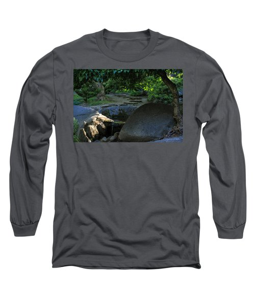 Meditation Path Long Sleeve T-Shirt