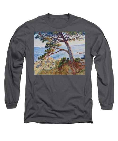 Mediterranean Sea Long Sleeve T-Shirt