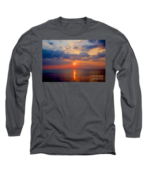 Long Sleeve T-Shirt featuring the photograph Medium Rare by Robert Pearson