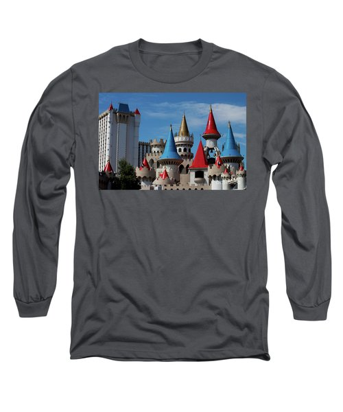Medival Castle Long Sleeve T-Shirt