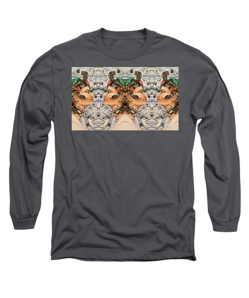 Medusa 4 Long Sleeve T-Shirt