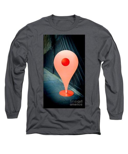Meet Me Long Sleeve T-Shirt