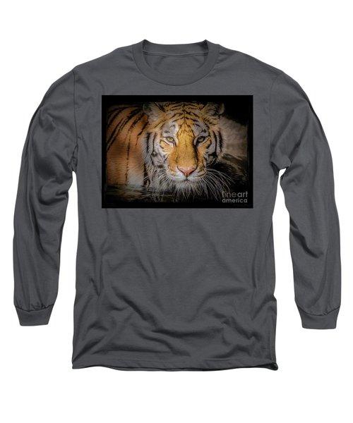 Meet My Gaze Long Sleeve T-Shirt