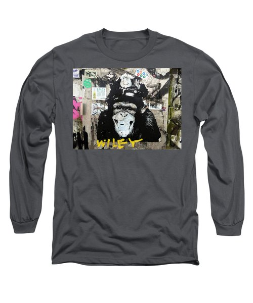 Meet Wiley In New York  Long Sleeve T-Shirt