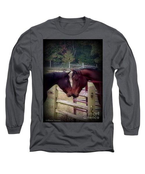 Meeting Long Sleeve T-Shirt