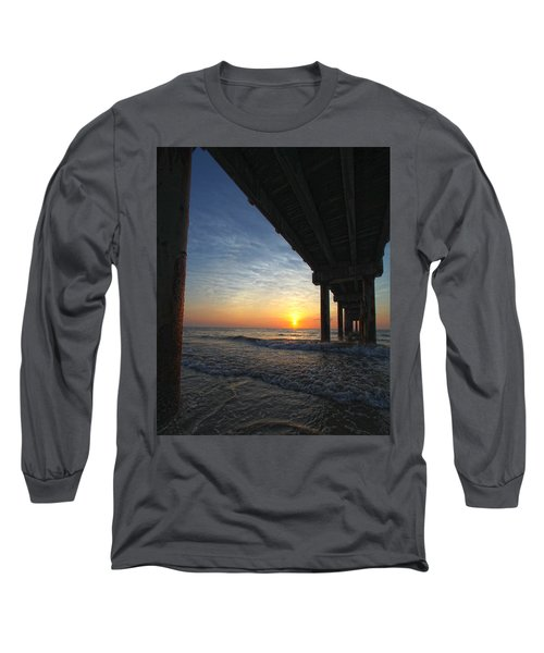 Meeting The Dawn Long Sleeve T-Shirt