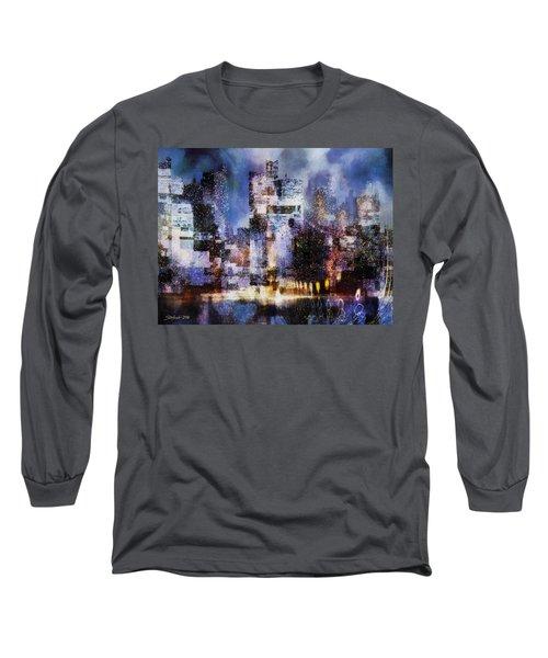 Megapolis II Long Sleeve T-Shirt