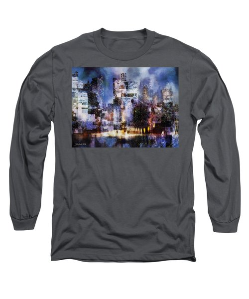 Megapolis II Long Sleeve T-Shirt
