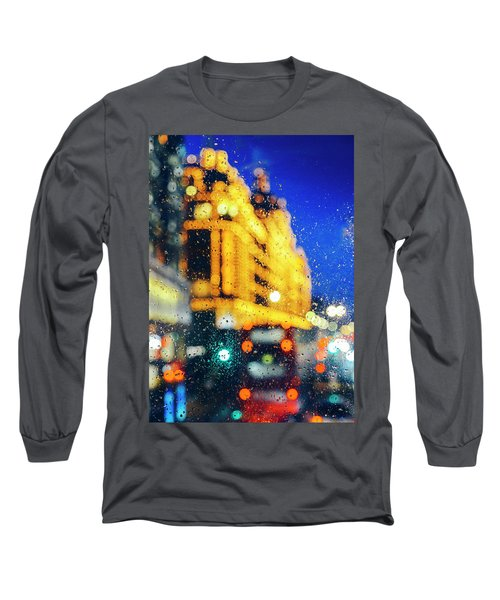 Melancholic London Lights  Long Sleeve T-Shirt