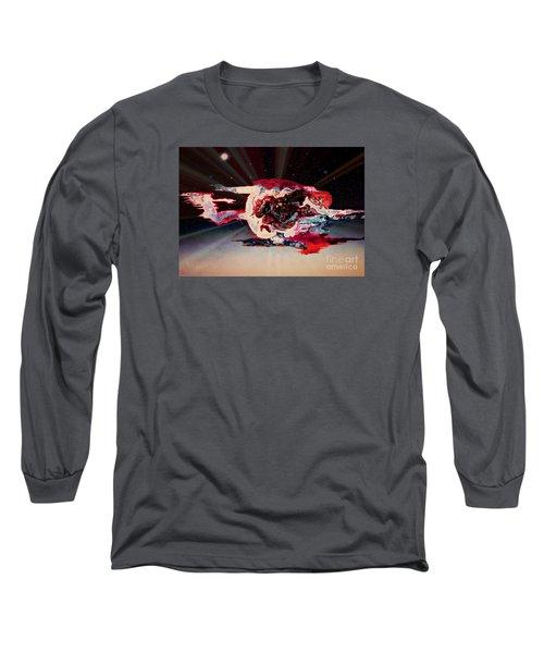 Melting World Long Sleeve T-Shirt