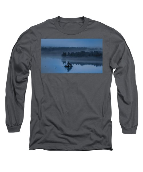 Melvin Bay Blues Long Sleeve T-Shirt