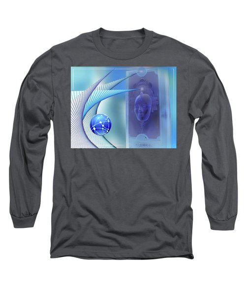 Memorial For A Poet Long Sleeve T-Shirt
