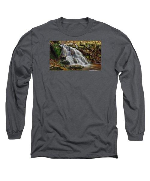 Memories Of West Virginia Long Sleeve T-Shirt