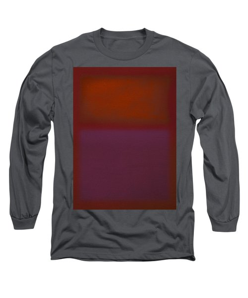 Memory Mark Long Sleeve T-Shirt by Charles Stuart