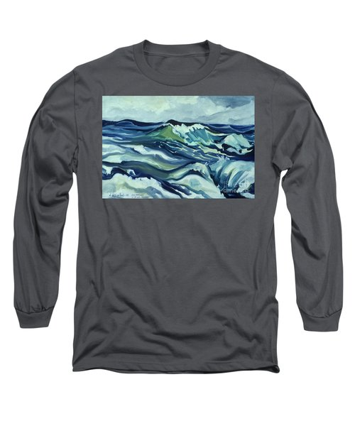 Memory Of The Ocean Long Sleeve T-Shirt