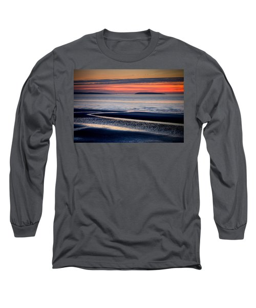 Menai Strait Long Sleeve T-Shirt