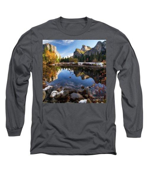 Merced Reflections Long Sleeve T-Shirt