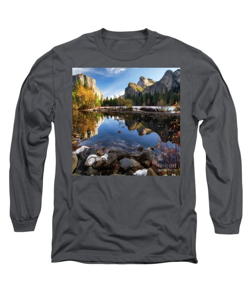 Merced Reflections Long Sleeve T-Shirt