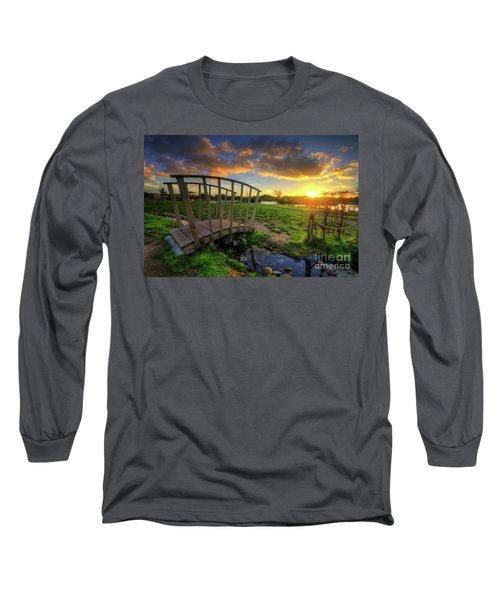 Long Sleeve T-Shirt featuring the photograph Mercia Marina 16.0 by Yhun Suarez