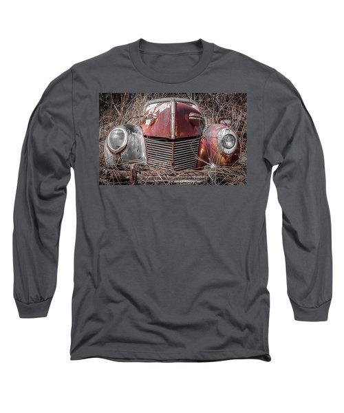Mercury 8 Long Sleeve T-Shirt