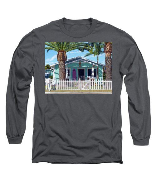 Mermaid House Long Sleeve T-Shirt