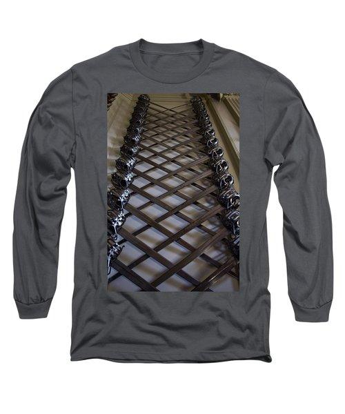 Mesmerizing Swords Long Sleeve T-Shirt