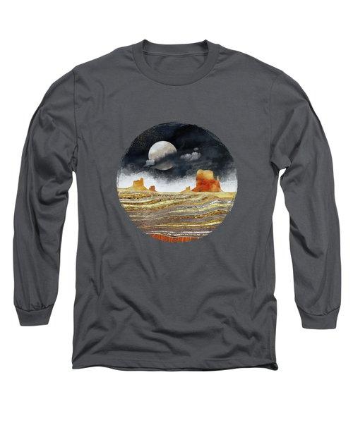 Metallic Desert Long Sleeve T-Shirt