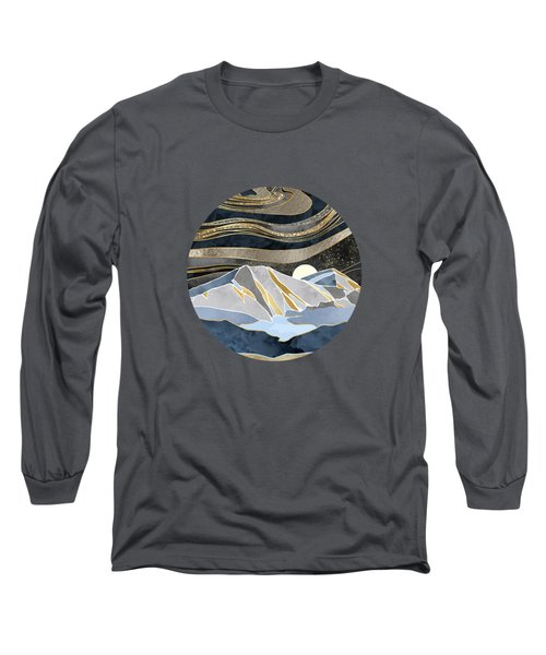 Metallic Sky Long Sleeve T-Shirt