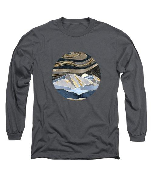 Metallic Sky Long Sleeve T-Shirt