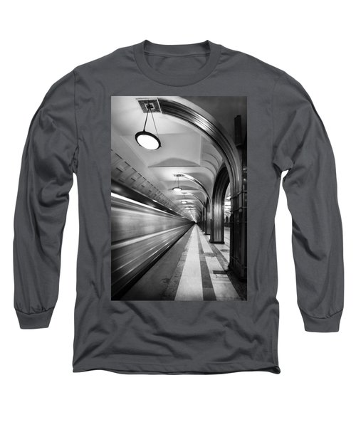 Metro #5147 Long Sleeve T-Shirt