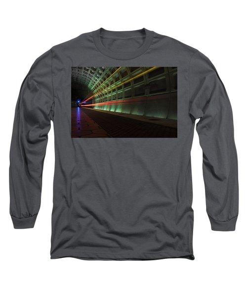 Metro Lights Long Sleeve T-Shirt