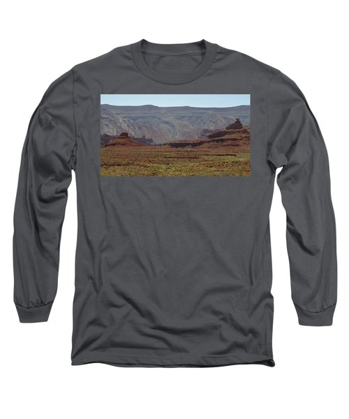 Mexican Hat Rock Long Sleeve T-Shirt