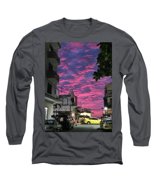 Mexico Memories 1 Long Sleeve T-Shirt