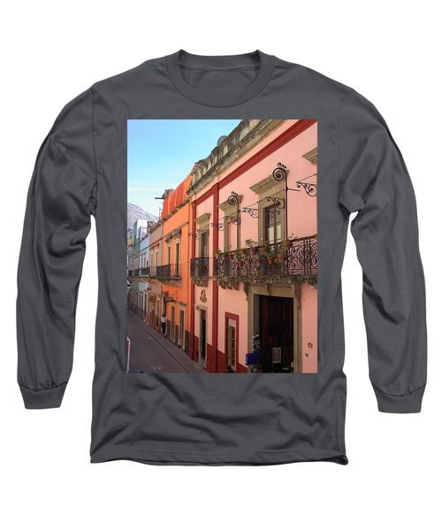 Long Sleeve T-Shirt featuring the photograph Mexico by Mary-Lee Sanders