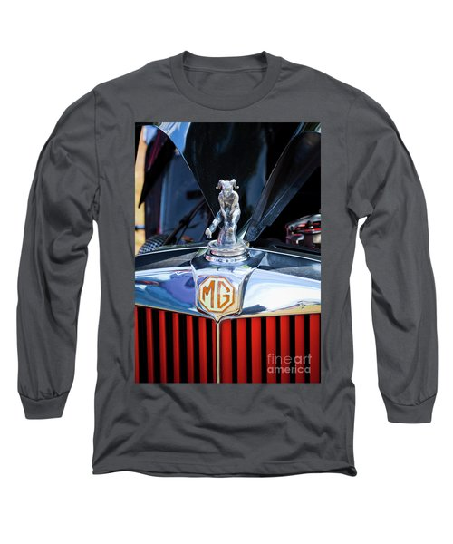 Long Sleeve T-Shirt featuring the photograph Mg Fool by Chris Dutton