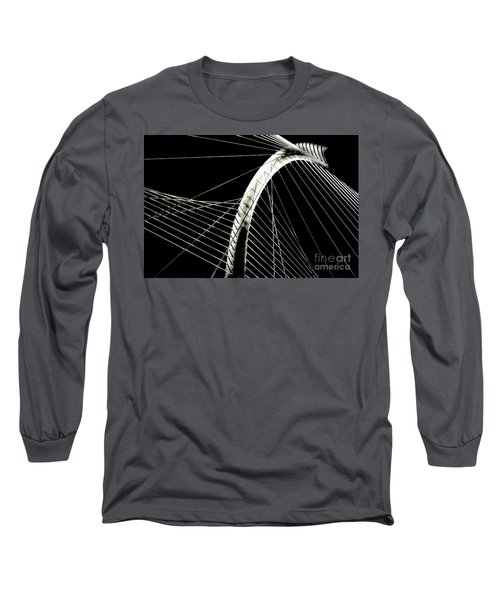 Mhhbridge Morning Fog Long Sleeve T-Shirt