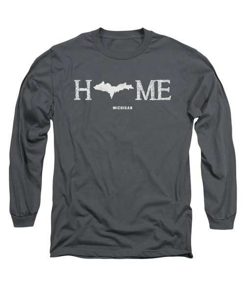 Mi Home Long Sleeve T-Shirt by Nancy Ingersoll